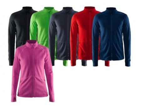 Craft Full Zip Micro Fleece Jacket